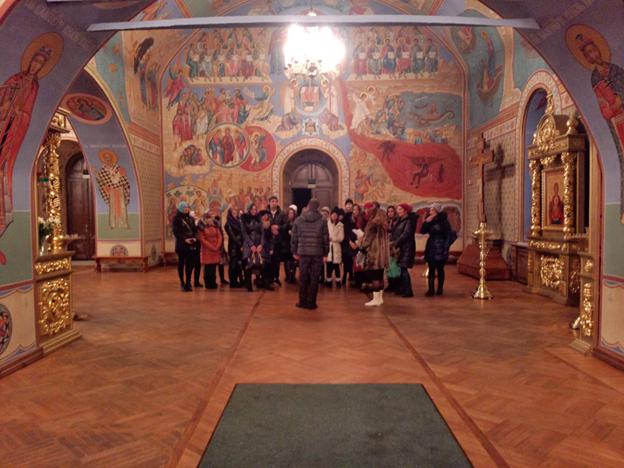 Коллоквиум по религиоведению в Духовной семинарии