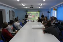 7 декабря состоялось закрытие проекта «Школа социального проектирования» на базе Томского политехнического техникума